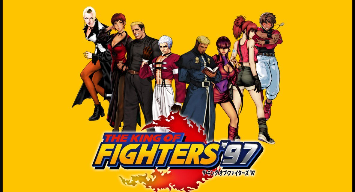 The King Of Fighters 97 Global Match E Anunciado Para Ps4 Blog