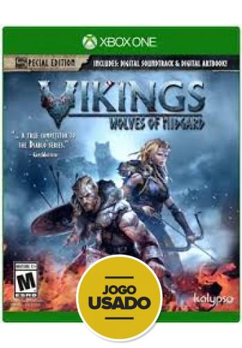 Vikings: Wolves Of Midgard - Xbox One (USADO)