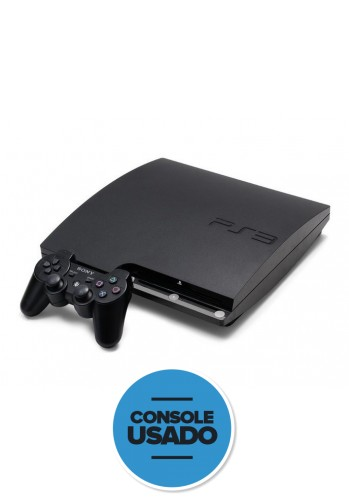 Playstation 3 160GB Slim ( Usado )