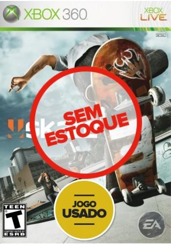Skate 3 (seminovo) - Xbox 360