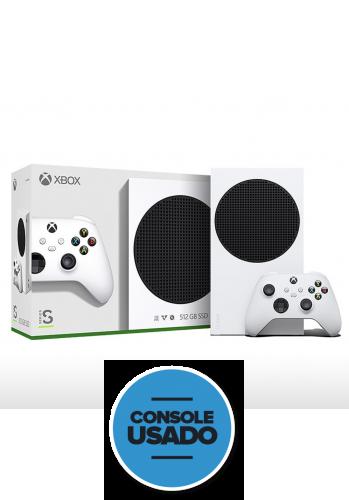 Xbox Series S 500gb SSD (Usado)