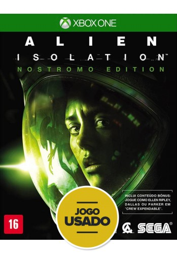 Alien: Isolation  (seminovo) - Xbox One