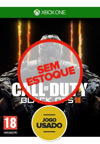 Call of Duty: Black Ops 3 - Xbox One (Usado)