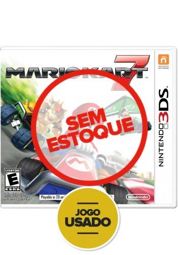 Mario Kart 7 - 3DS ( Usado )