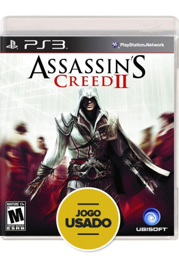 Assassin's Creed 2 (seminovo) - PS3
