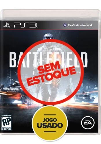 Battlefield 3 (seminovo) - PS3