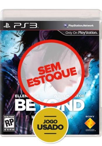 Beyond: Two Souls (seminovo) - PS3