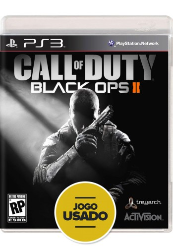 Call of Duty: Black Ops 2 (seminovo) - PS3