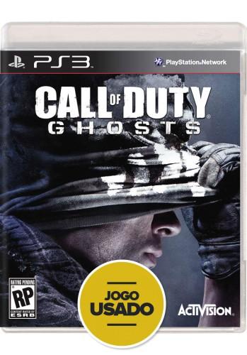 Call of Duty: Ghosts (seminovo) - PS3