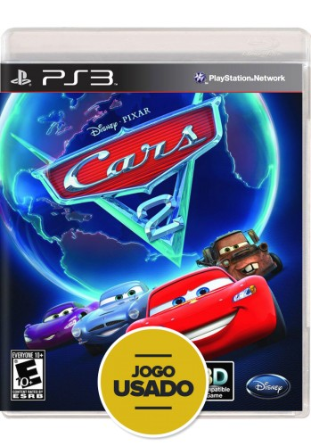 Cars 2: The Video Game (seminovo) - PS3