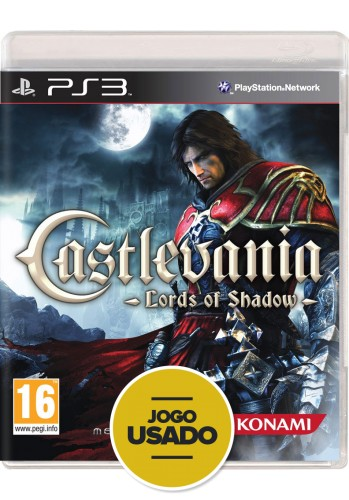 Castlevania: Lords of Shadow (seminovo) - PS3