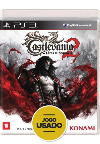 Castlevania: Lords of Shadow 2 (seminovo) - PS3