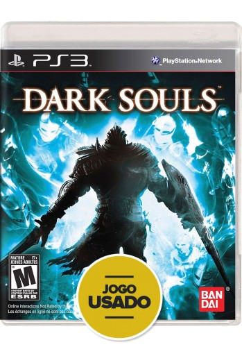 Dark Souls (seminovo) - PS3