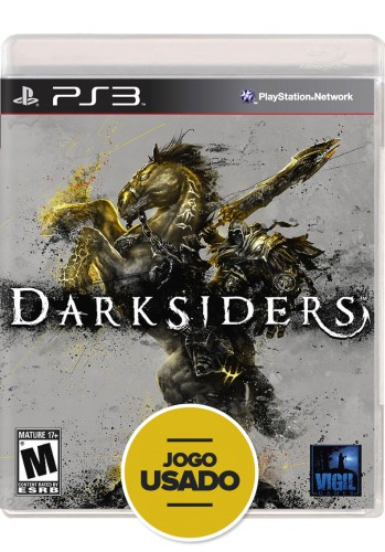Darksiders (seminovo) - PS3