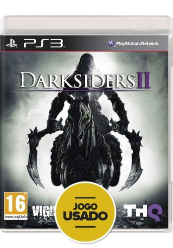 Darksiders II (seminovo) - PS3