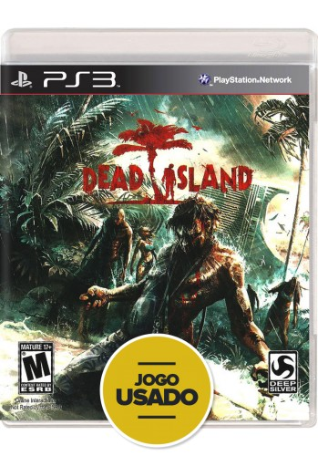 Dead Island (seminovo) - PS3