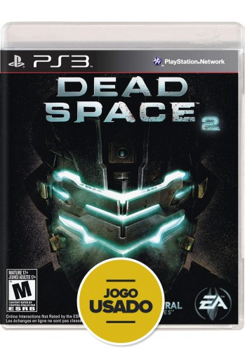 Dead Space 2 (seminovo) - PS3