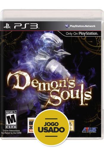Demon's Souls (seminovo) - PS3