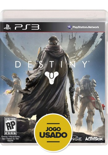 Destiny (seminovo) - PS3