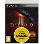 Diablo III (seminovo) - PS3