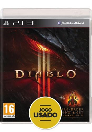 Diablo III (seminovo) - PS3