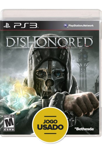 Dishonored (seminovo) - PS3