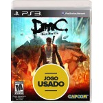 DmC: Devil May Cry (seminovo) - PS3