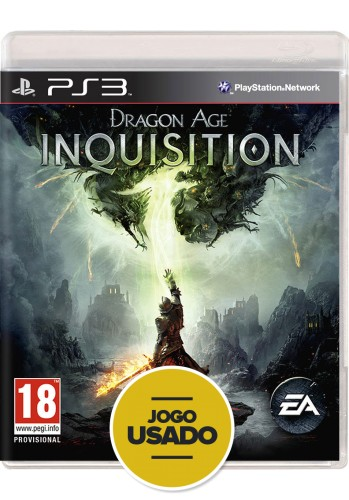 Dragon Age: Inquisition (seminovo) - PS3