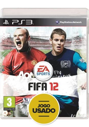 FIFA 12 (seminovo) - PS3