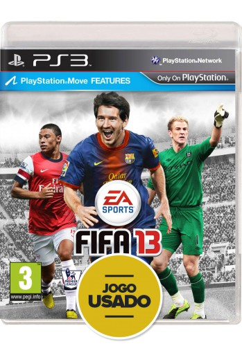 FIFA 13 (seminovo) - PS3