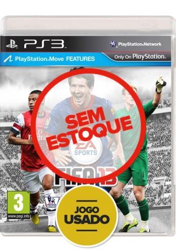 FIFA 13 (seminovo) - PS3