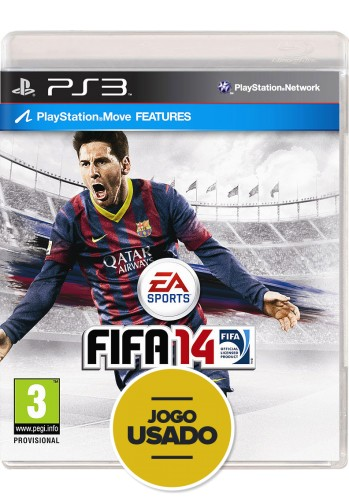 FIFA 14 (seminovo) - PS3