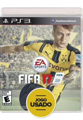 Fifa 17 - PS3 ( Usado )
