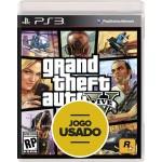 GTA V (Grand Theft Auto) - PS3 ( Usado )