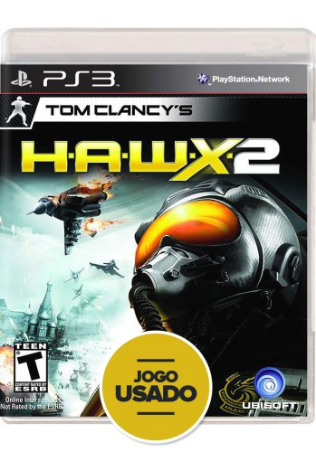 Hawx 2 (seminovo) - PS3