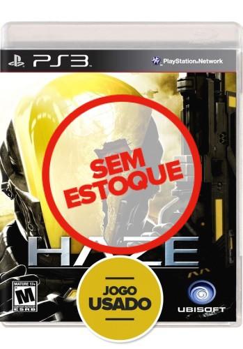 Haze (seminovo) - PS3