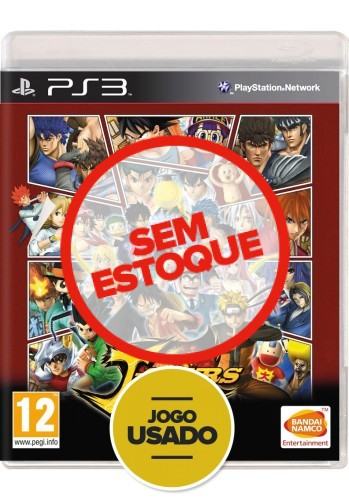 J-Star Victory Vs+ (seminovo) - PS3