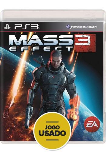 Mass Effect 3 (seminovo) - PS3