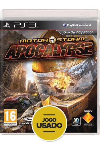 Motorstorm: Apocalypse (seminovo) - PS3