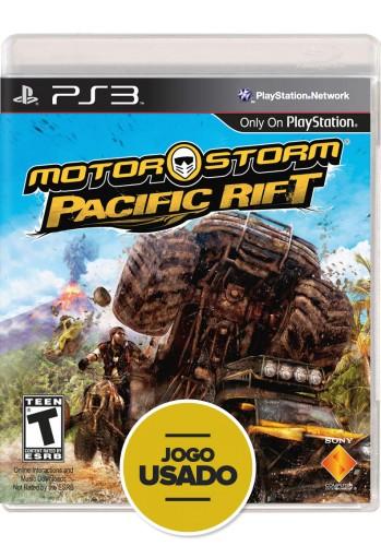 Motorstorm: Pacific Rift (seminovo) - PS3