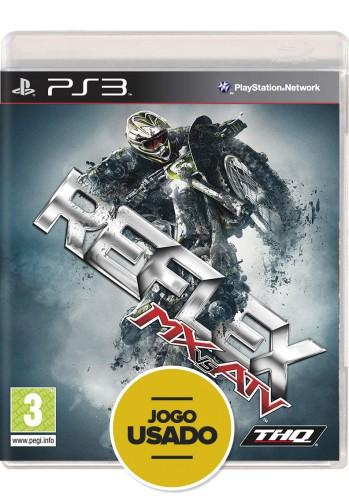 MX vs ATV: Reflex - PS3 (Usado)
