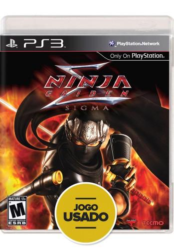 Ninja Gaiden Sigma (seminovo) - PS3