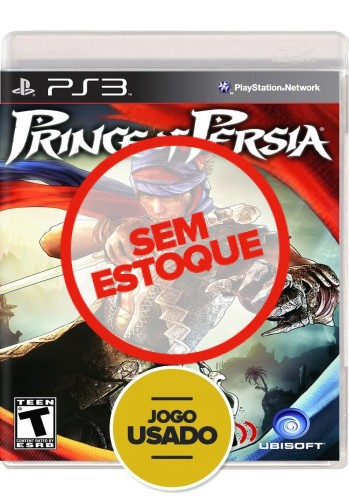 Prince of Persia (seminovo) - PS3