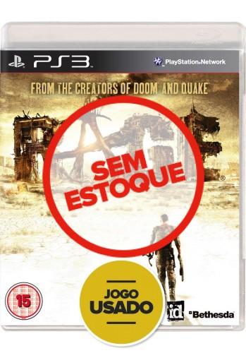 Rage - PS3 ( Usado )