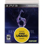 Resident Evil 6 (seminovo) - PS3