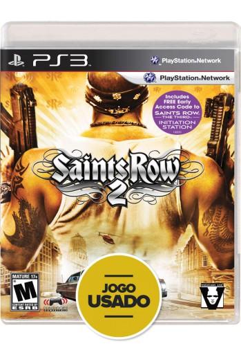 Saints Row 2 (seminovo) - PS3