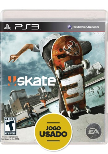 Skate 3 (seminovo) - PS3