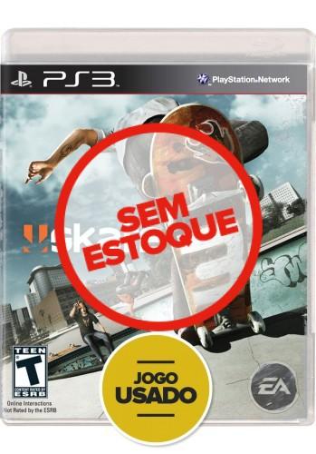 Skate 3 (seminovo) - PS3