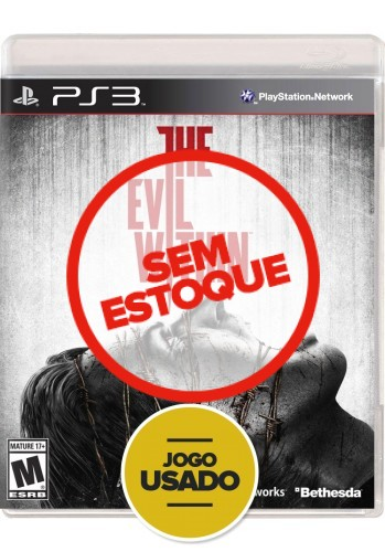 The Evil Within (seminovo) - PS3