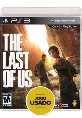 The Last of Us (seminovo) - PS3